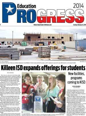 Progress 2014 - Education brought to you by The Killeen Daily Herald.