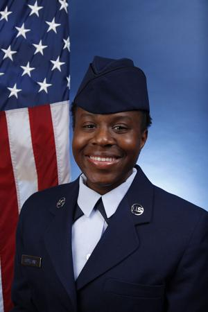 Airman Lasondra D. Copeland