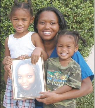 Parents with children who have sickle cell disease raise awareness