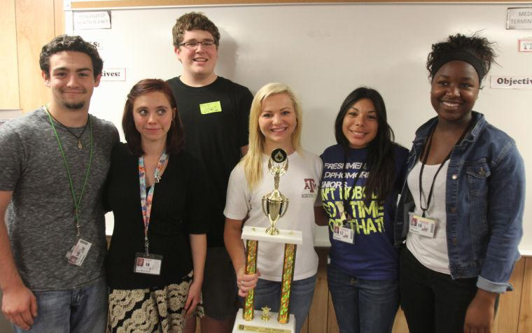 Harker Heights High School wins annual 'Blood Wars' competition