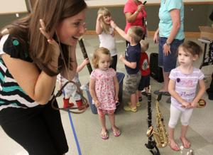 Music Education at the Harker Heights Library