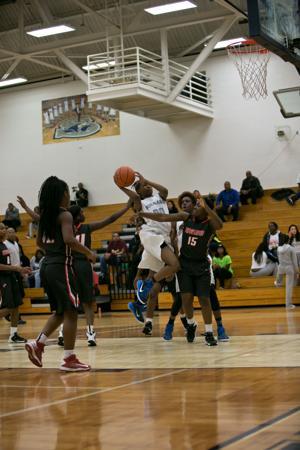 Waco vs. Shoemaker-Girls Basketball 11-21-2014