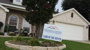 KCCB Yard of the Month