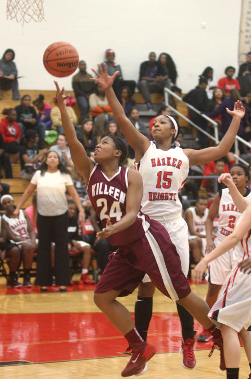 Girls Basketball: Heights v. Killeen