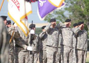 85th Civil Affairs Brigade Change of Command