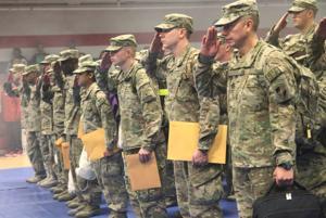 III Corps & 3CR Homecoming
