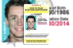 Appeals court reinstates Texas voter ID law