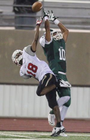 Ellison vs Waco Football