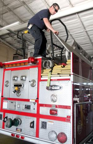 Harker Heights Firefighter