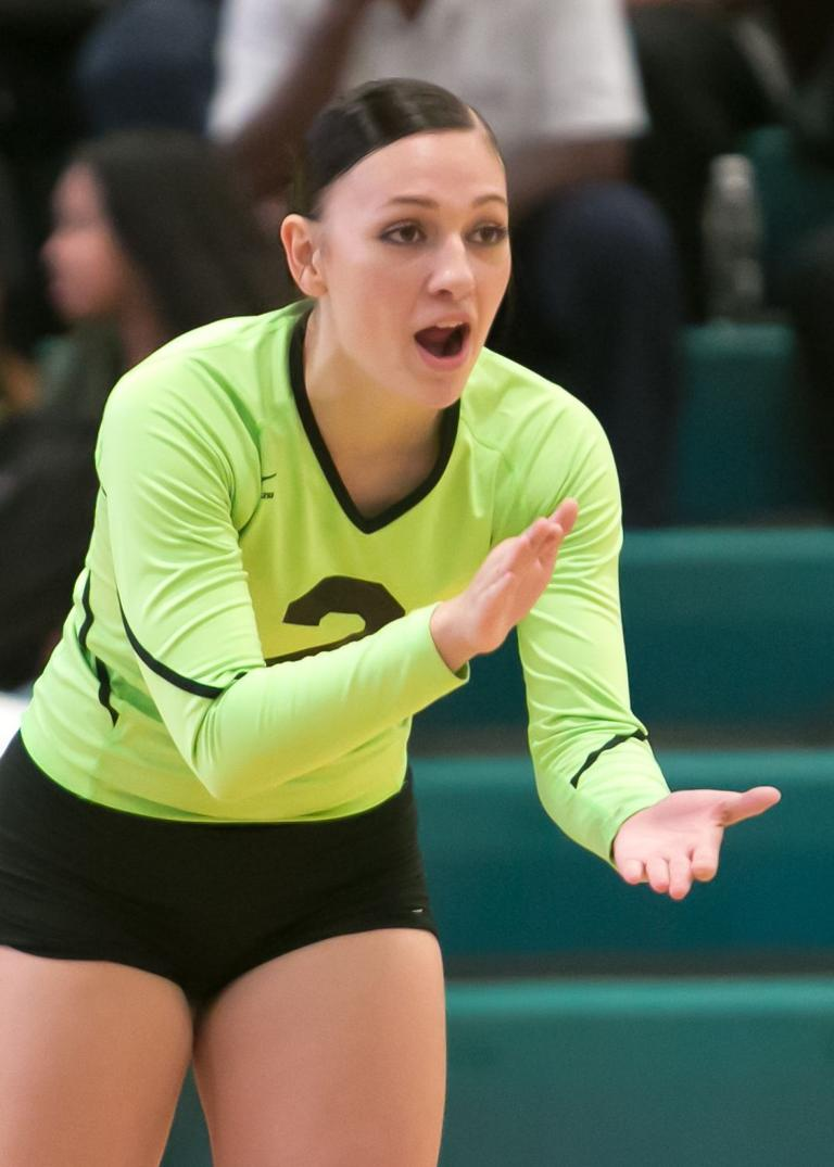 VOLLEYBALL: Ellison's Robinson 'an amazing setter'
