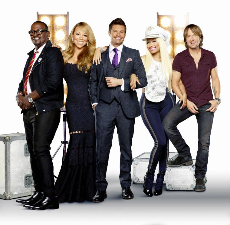 """""""American Idol"""" cast"""