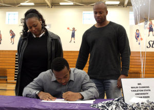 Shoemaker Signing Day