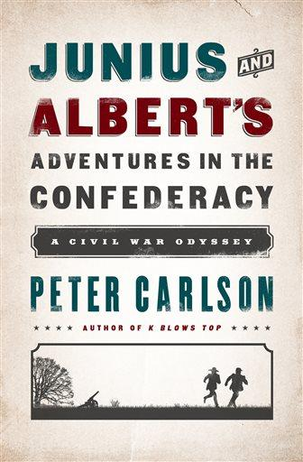 Book Review Adventures in the Confederacy