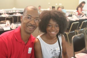 Faces and Places - Strong Fathers, Strong Daughters