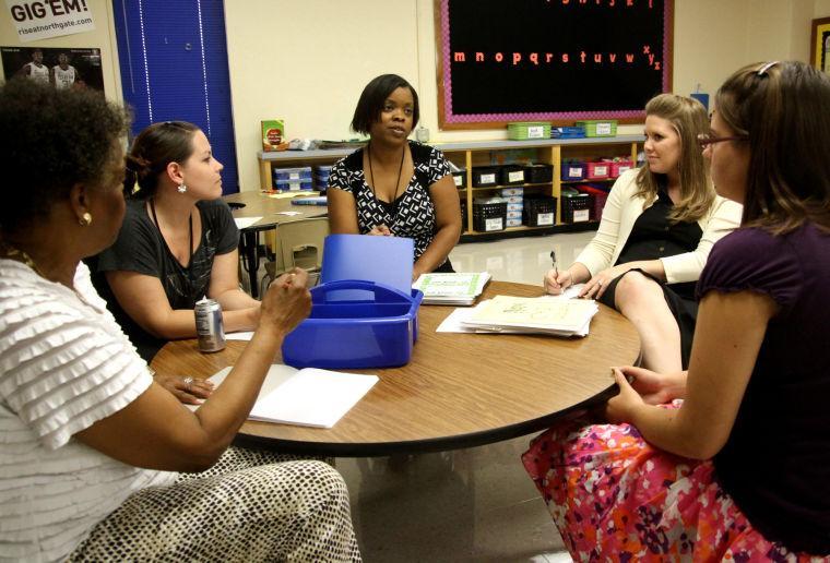 Teachers ready for back to school