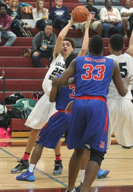 Boys Basketball: Ellison v. Waco Midway