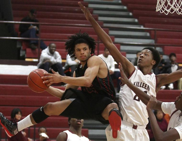 Boys Basketball: Killeen v. Harker Heights