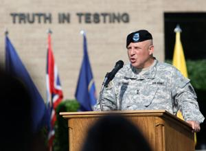 Col. Spellmon takes reigns of USAOTC