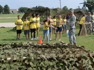 Field Day at Fort Hood