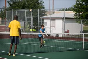 Killeen Tennis Camp