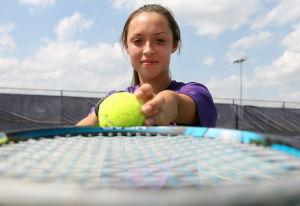 Florence Tennis Tristen Brunson