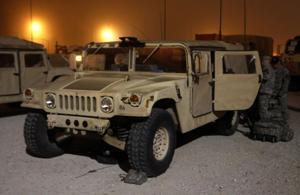 2nd Brigade Combat Team Convoy