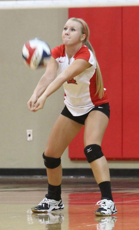 Volleyball: Salado v. Taylor