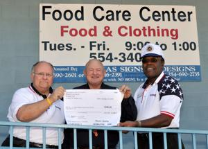 Check presentation - Food Care Center