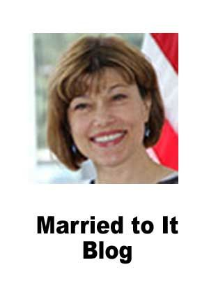 Killeen Daily Herald's Married to It Blog written by Gail Dillon on the subject of being a military spouse.