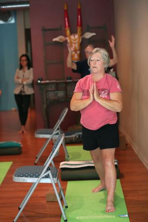 LIFE MED-YOGA-PARKINSONS 5 MS