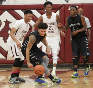 Killeen vs Shoemaker Boys Basketball