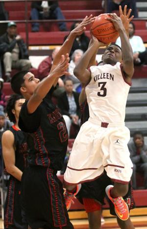 Boys Basketball: Killeen v. Harker Heights
