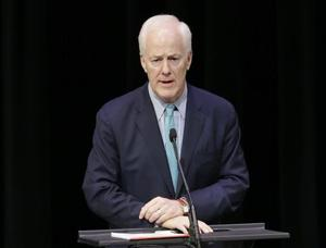 Cornyn, Democrat Alameel meet in only debate