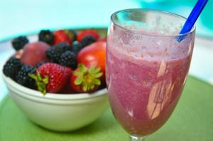 Tips and recipes to master summer smoothies