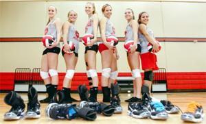 Business Class: Close-knit juniors spur volleyball revival at Salado