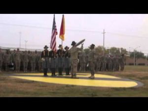 1st Cavalry Division's 2nd Brigade Special Troops Battalion Homecoming