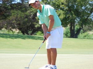 Herring becomes 1st 2-time winner of Killeen City Golf Championship