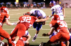 Belton drives past Temple 42-24