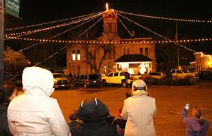 Lampasas Carol of Lights