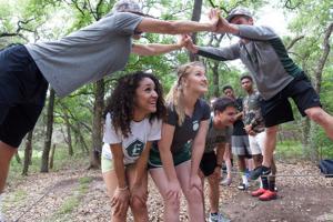 Ellison athletes complete challenge