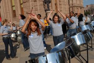 Pandemonium steel drum corps