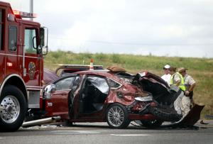 No fatalities in wreck near Copperas Cove