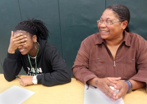 Ellison Basketball Signing