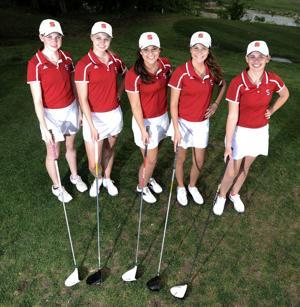 Salado Girls Golf Team