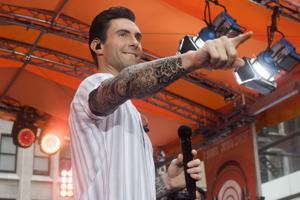 Adam Levine talks Maroon 5's new album 'V'