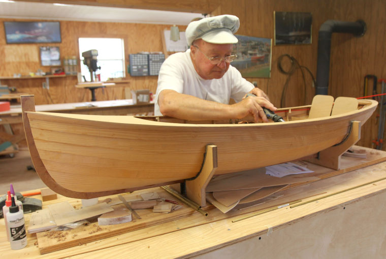 Living Here Boatmaker John Campbell