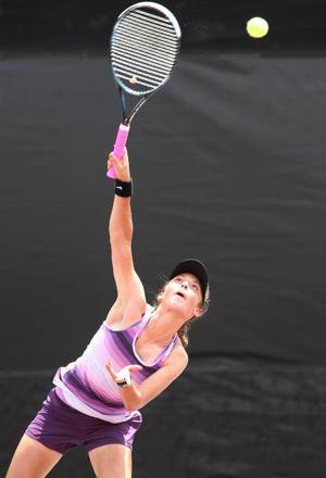 2A Tennis Semifinals