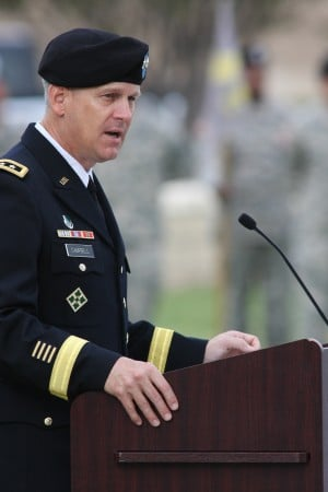 Guidon Field Renamed in Honor of Brig. Gen. Terence J. Hildner