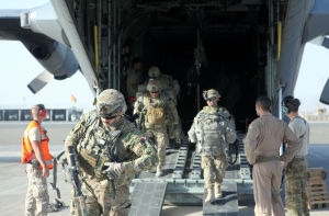 D 1-5 Arrives a U.S. Consulate in Herat