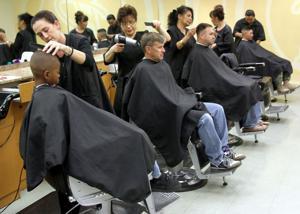 Clear Creek Main Exchange Barber Shop